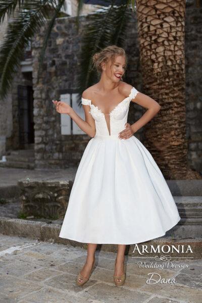 Пышное свадебное платье Dana