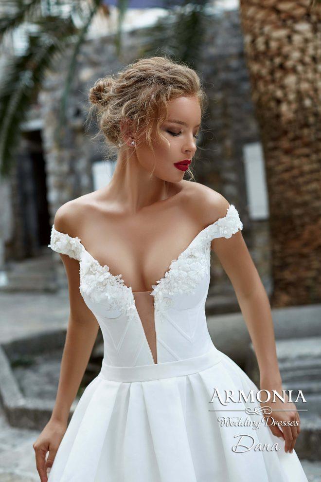 Пишна весільна сукня Dana