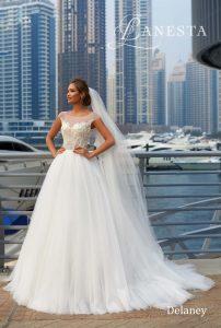 Свадебное платье Delaney Lanesta