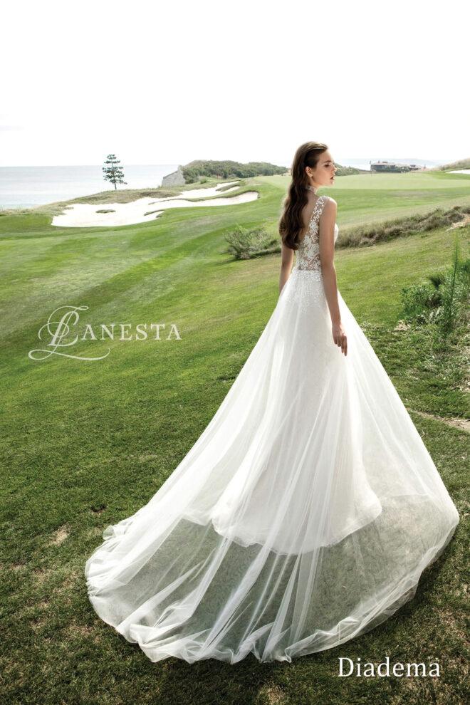 Весільна сукня Diadema Lanesta