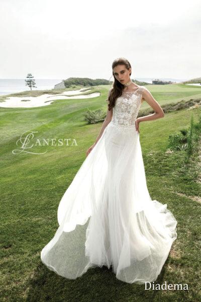 Свадебное платье Diadema Lanesta