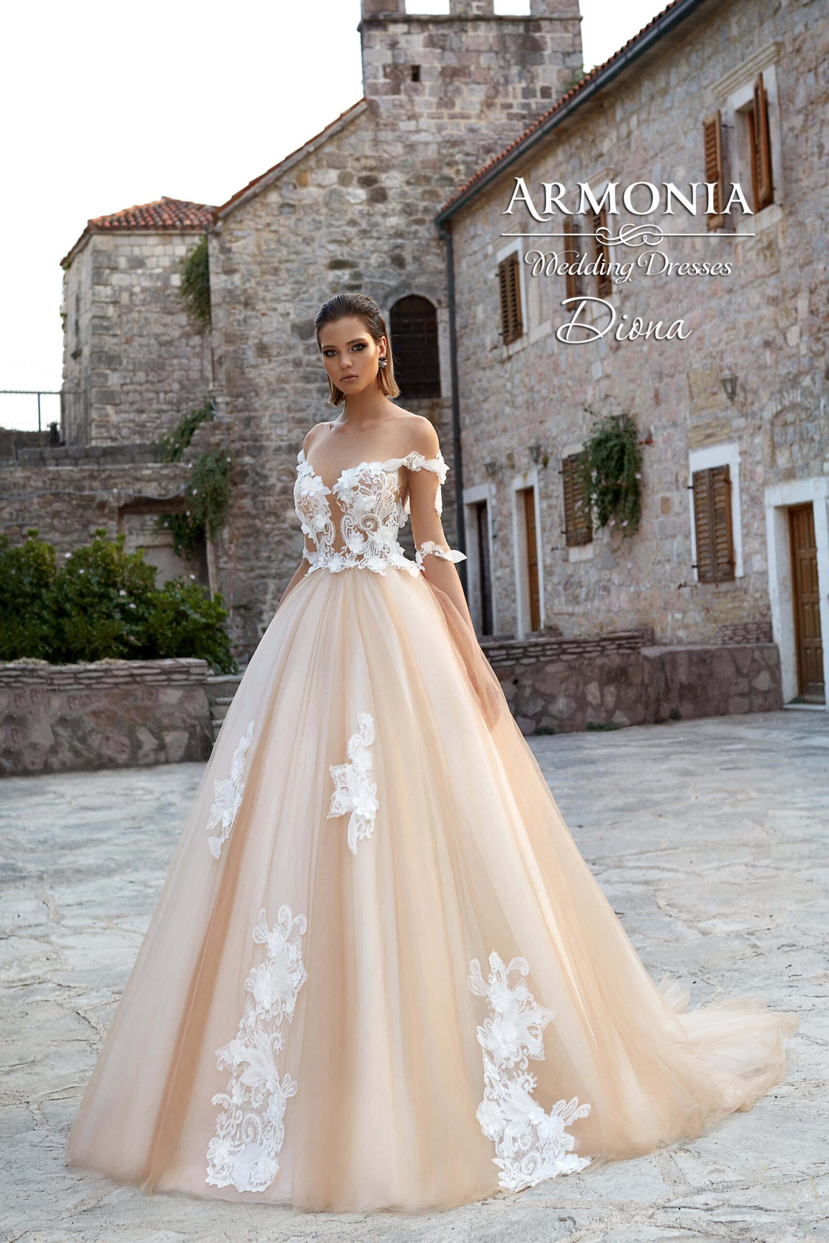 Cвадебное платье Diona