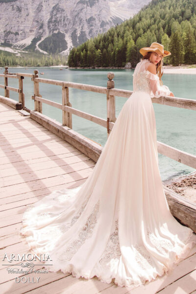 Cвадебное платье Dolly