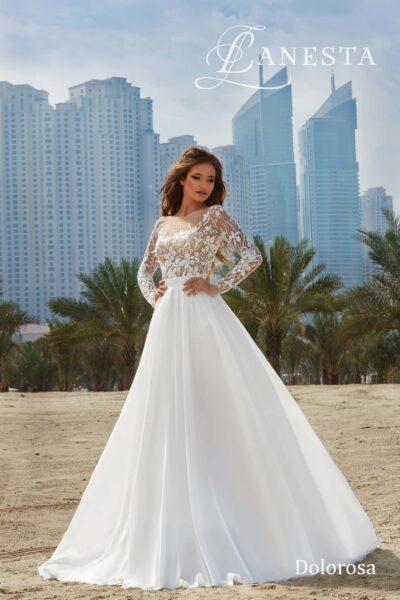 Свадебное платье Dolorosa Lanesta