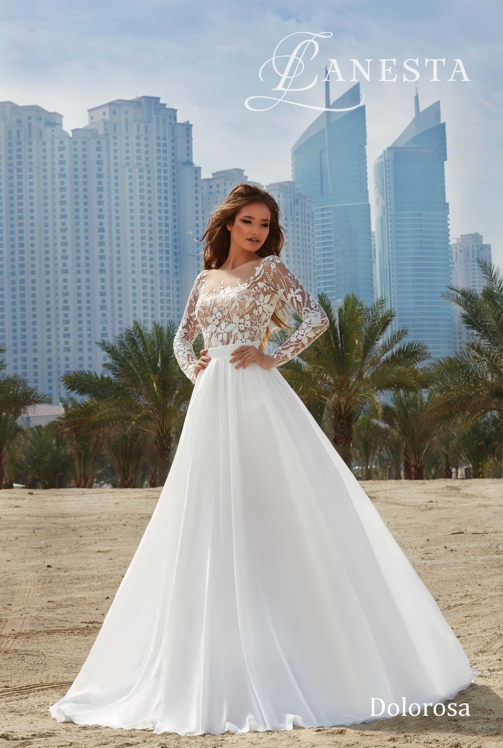 Весільна сукня Dolorosa Lanesta