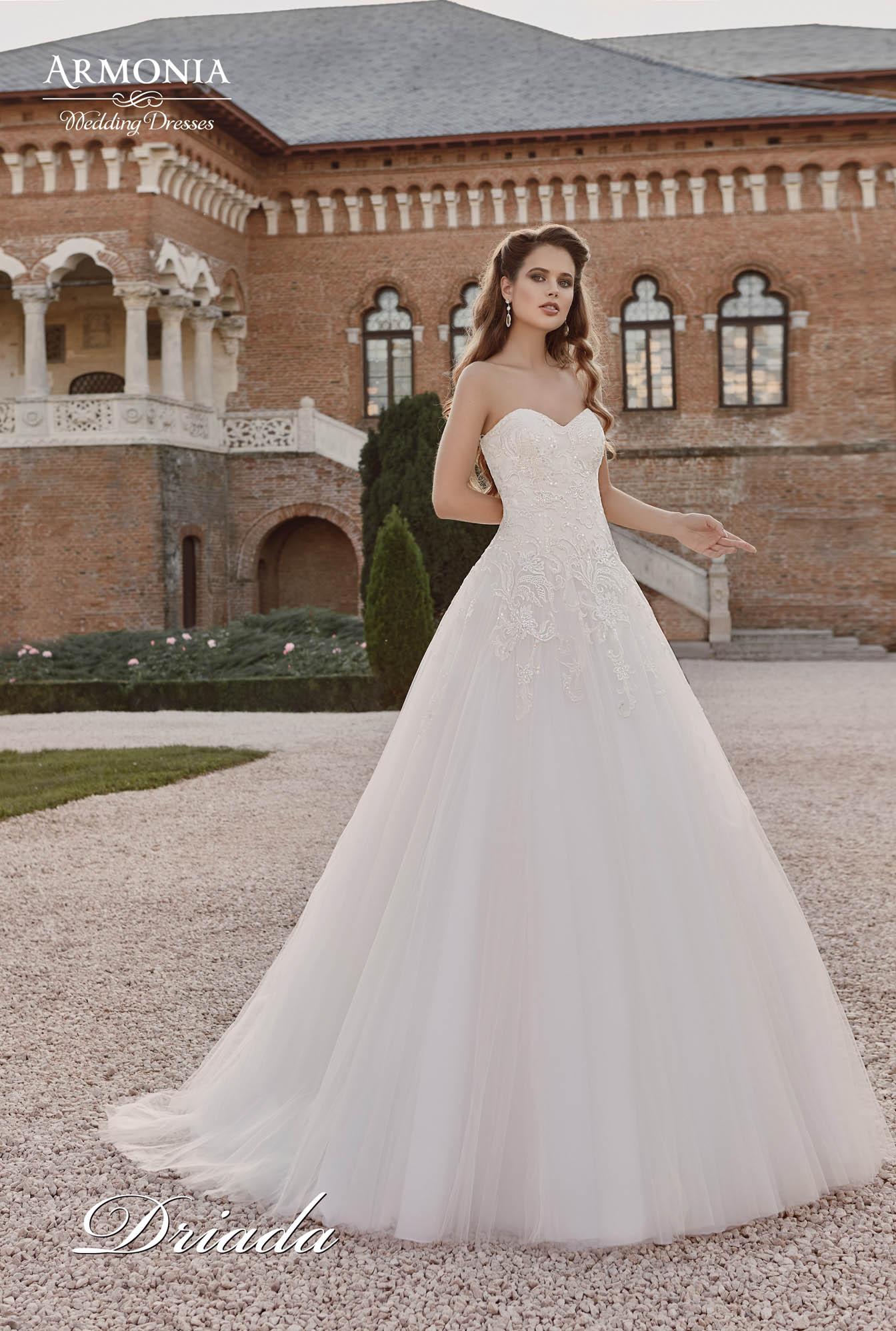 Свадебное платье Driada Armonia