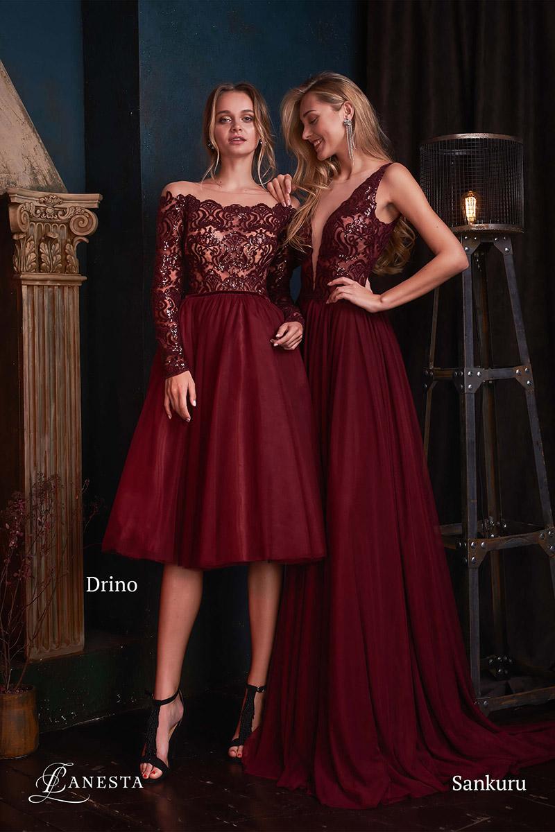 вечернее платье Drino Sankuru