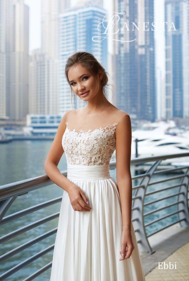 Свадебное платье Ebbi Lanesta