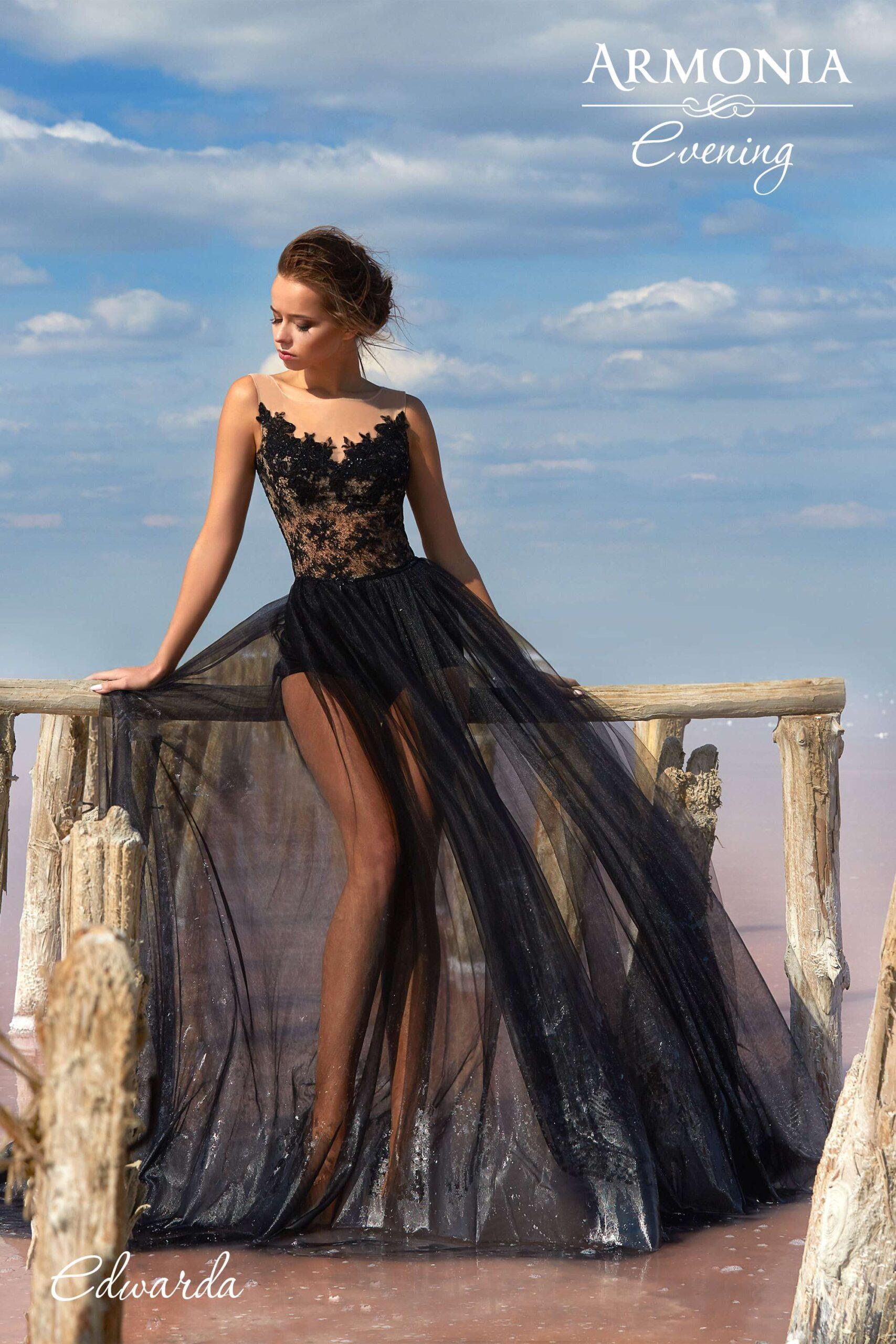 Вечернее платье Edwarda Armonia
