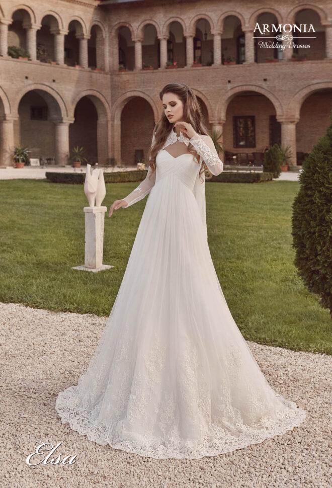 Свадебное платье Elsa Armonia