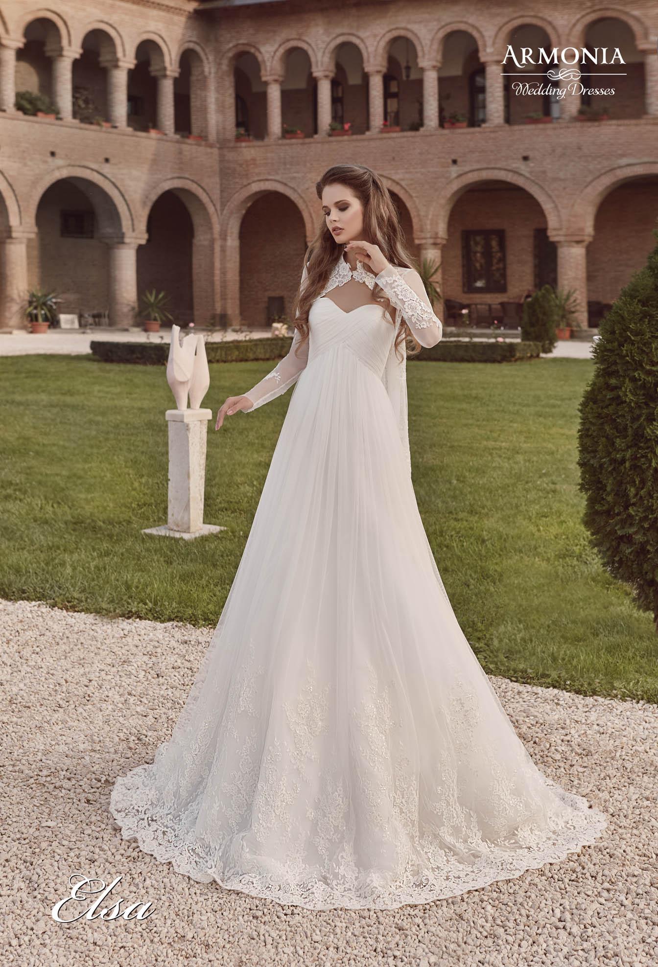 Весільна сукня Elsa Armonia