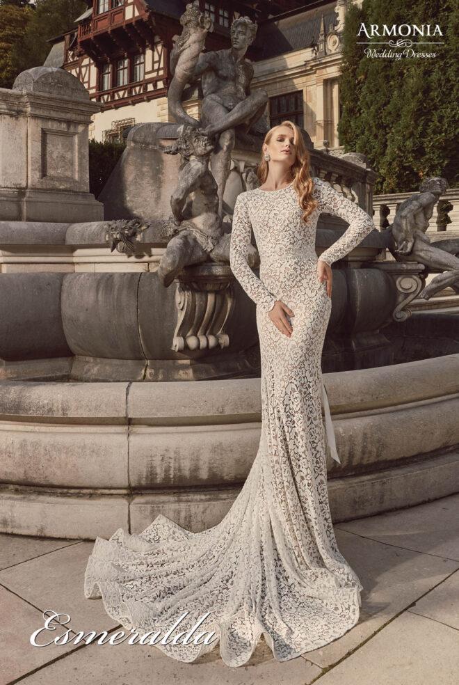 Cвадебное платье Esmeralda Armonia