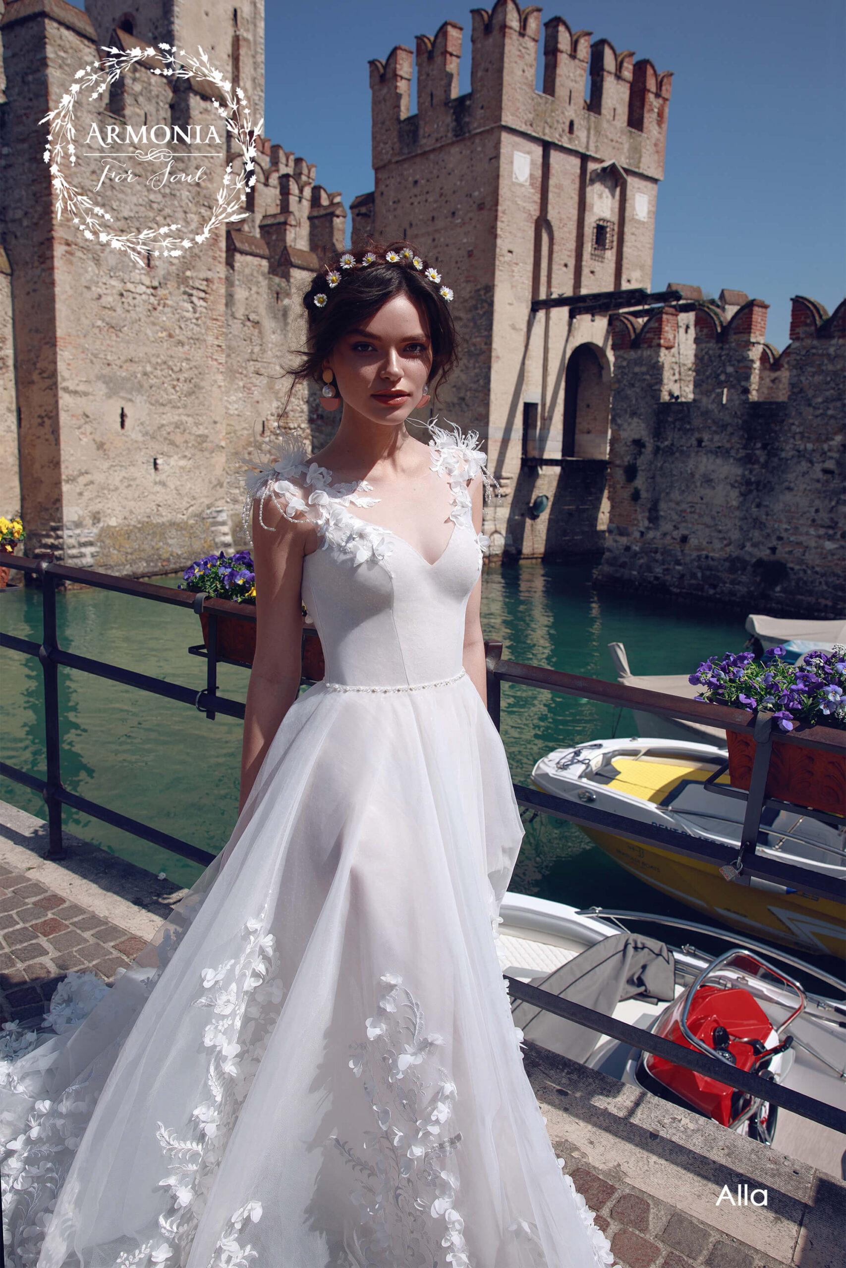Cвадебное платье Alla