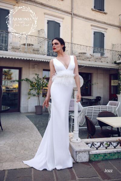 Cвадебное платье Jazz Armonia