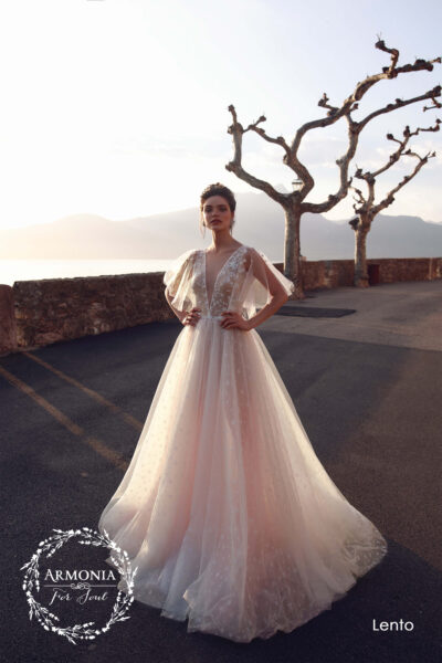Cвадебное платье Lento Armonia