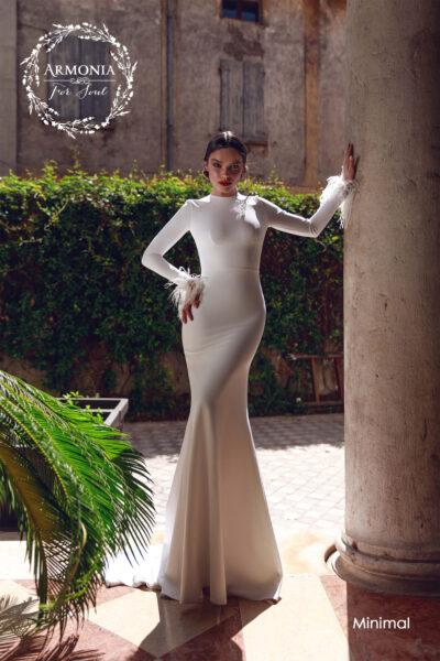 Cвадебное платье Minimal Armonia