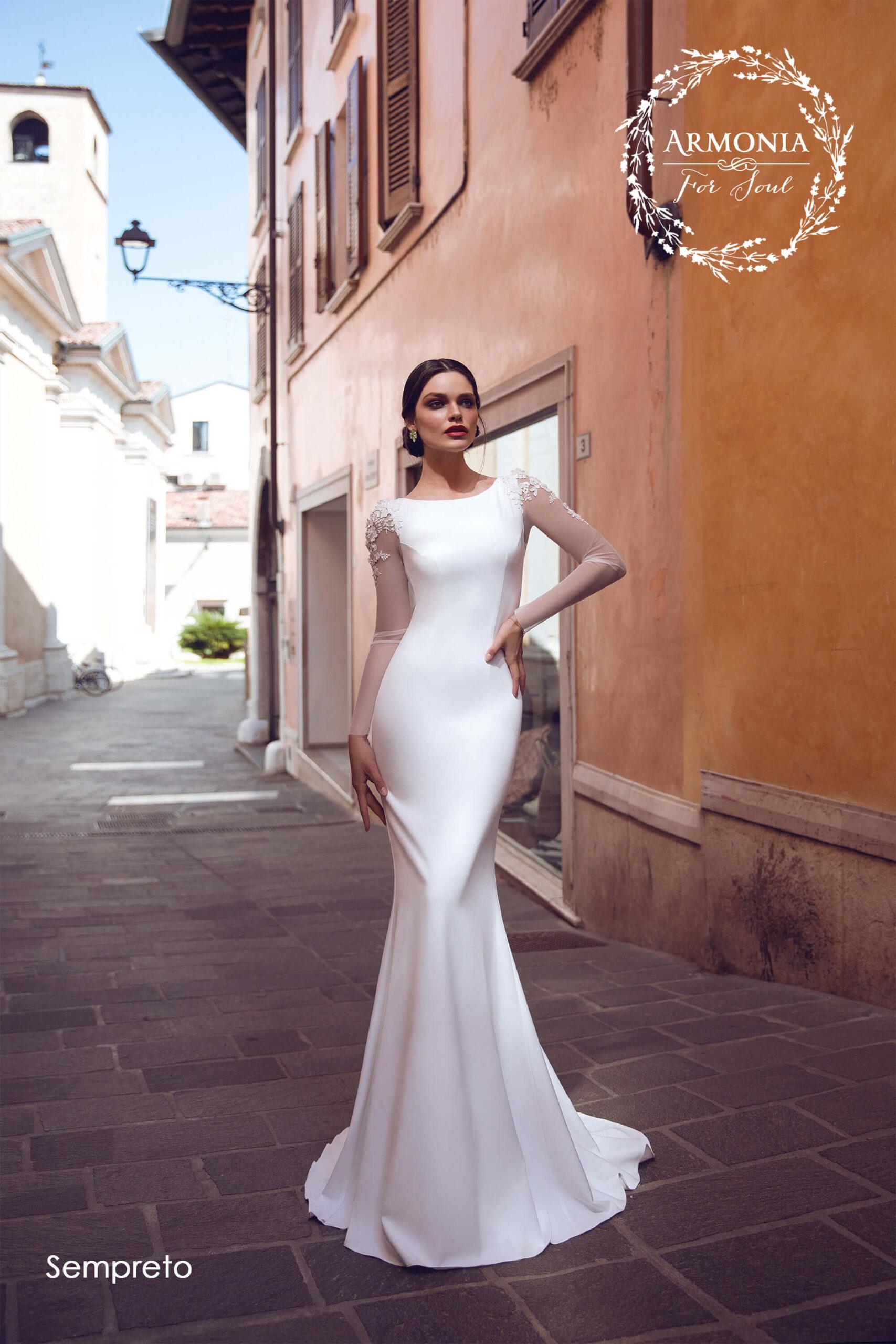 Cвадебное платье Sempreto Armonia