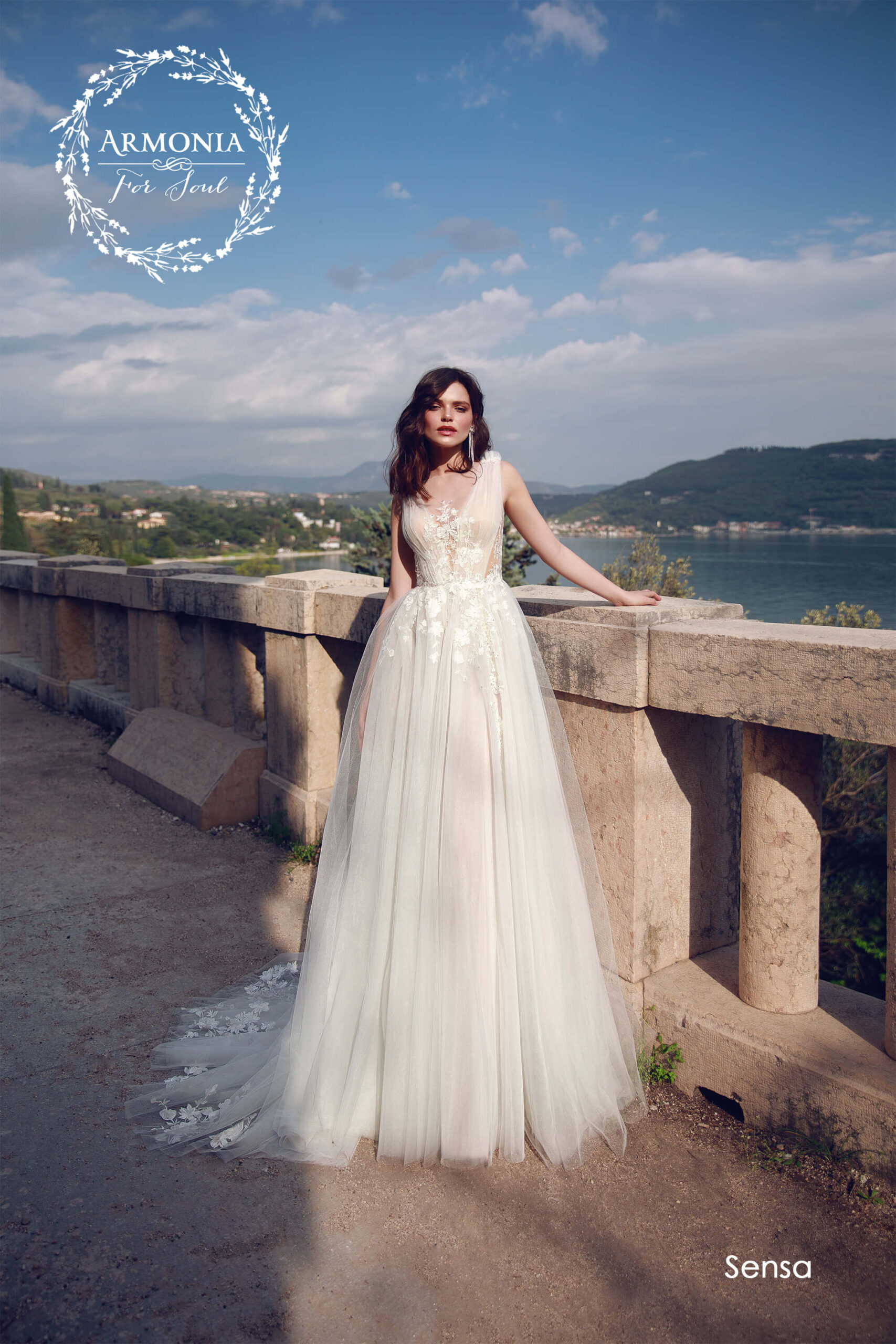 Cвадебное платье Sensa Armonia