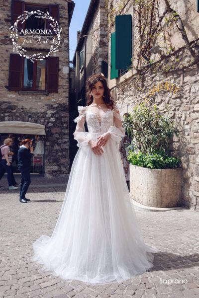 Cвадебное платье Soprano Armonia