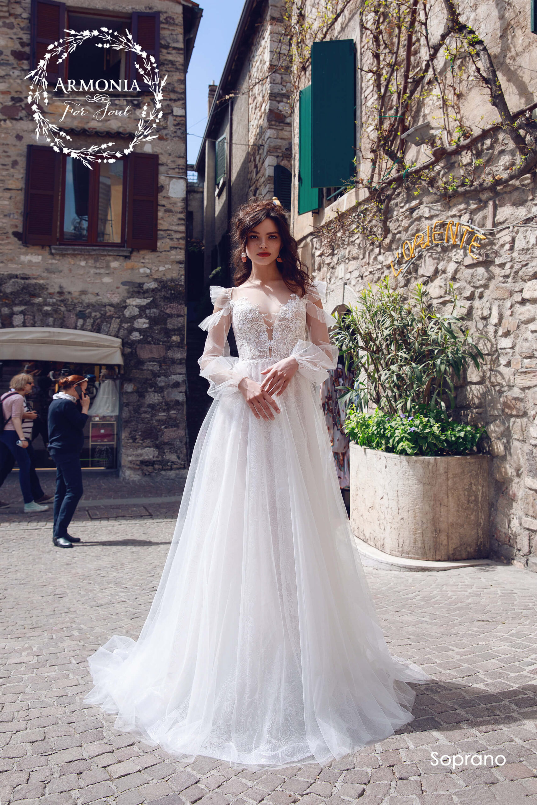 Весільна сукня Soprano Armonia