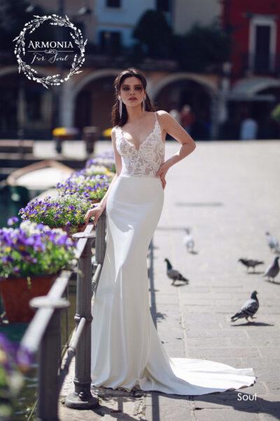 Cвадебное платье Soul Armonia