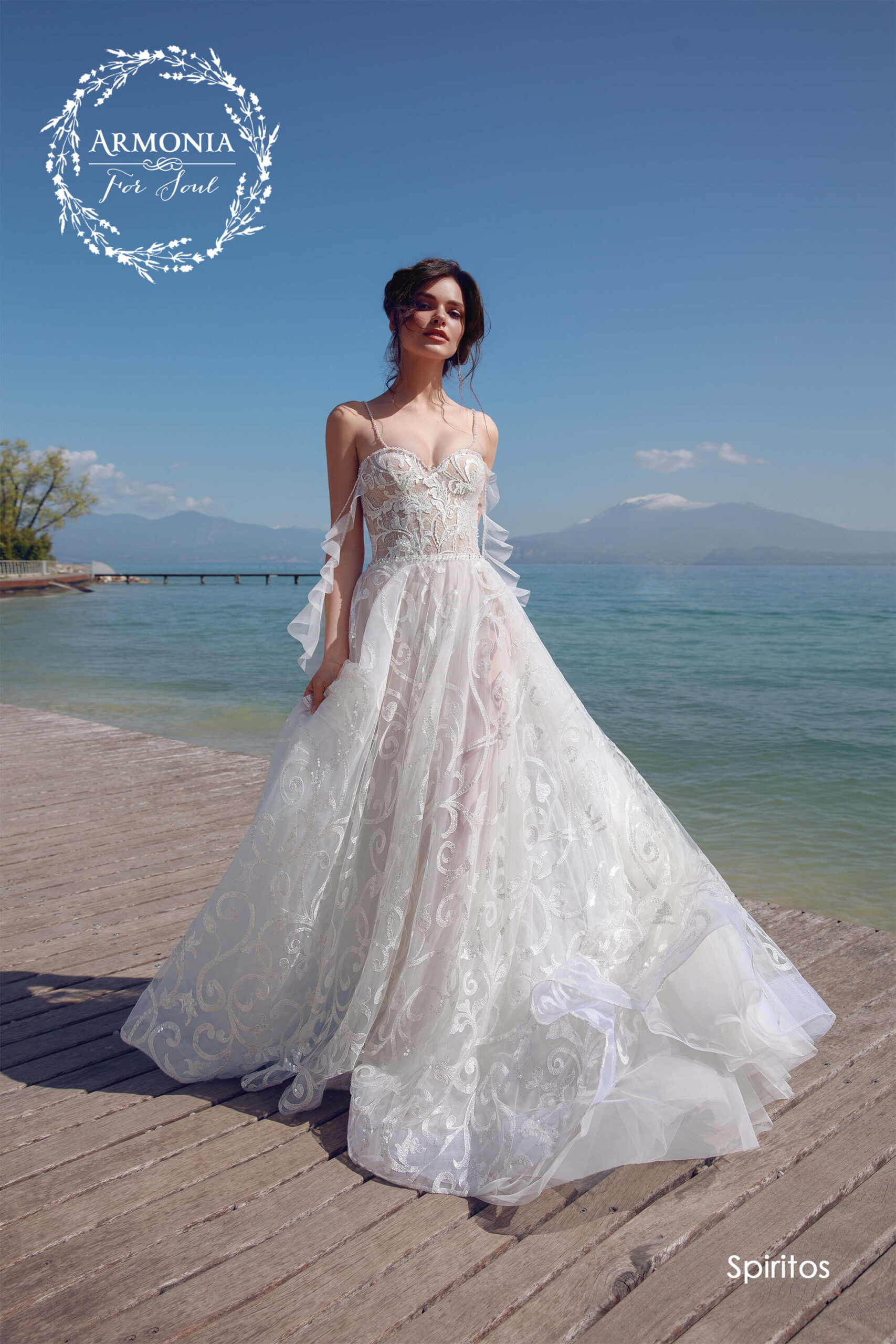 Cвадебное платье Spiritos Armonia