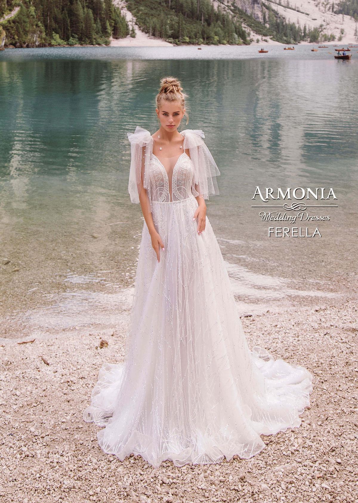 Весільна сукня Ferella