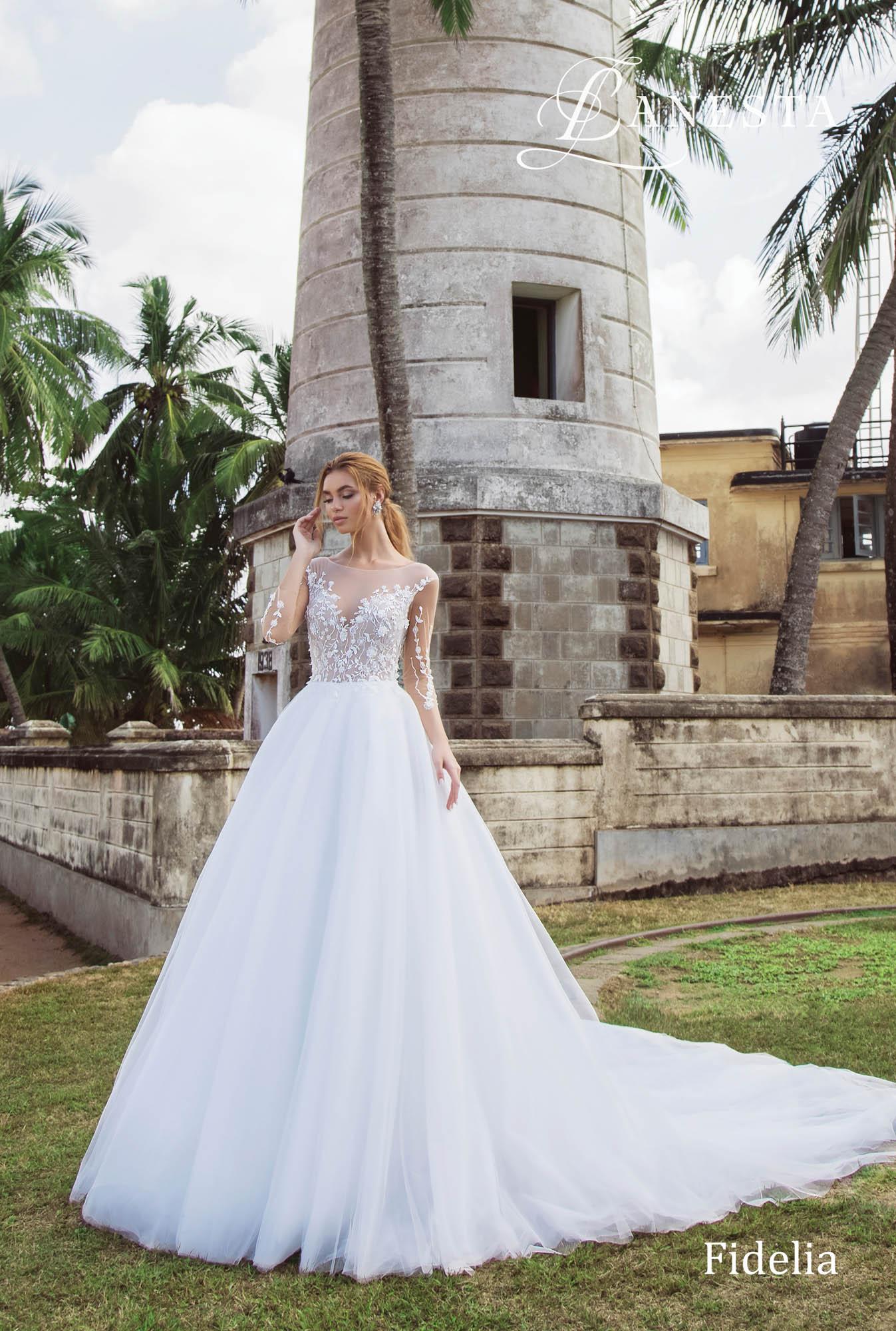 Cвадебное платье Fidelia