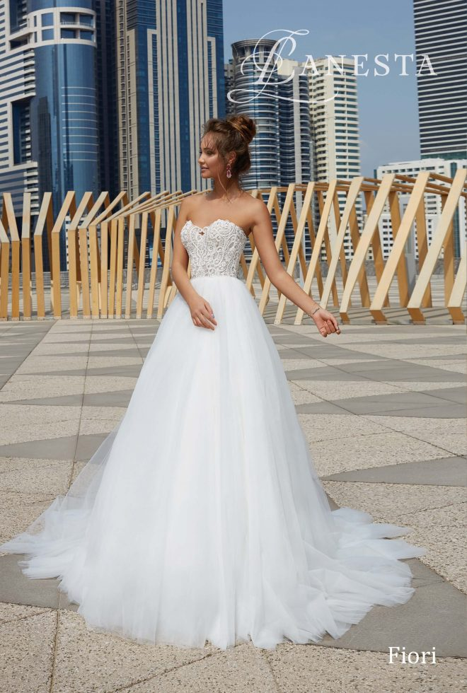 Свадебное платье Fiori Lanesta