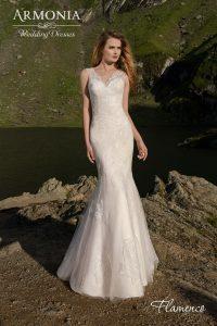 Свадебное платье Flamenco Armonia