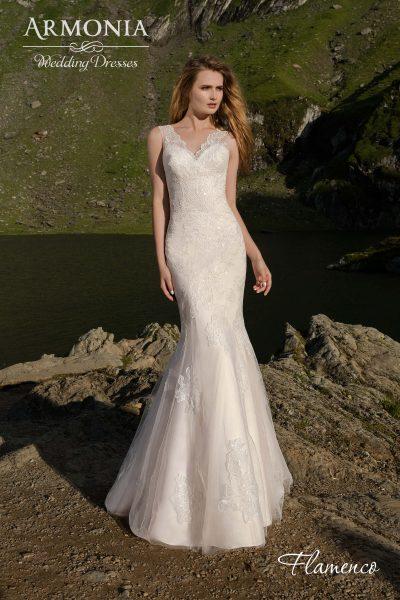 Весільна сукня Flamenco Armonia
