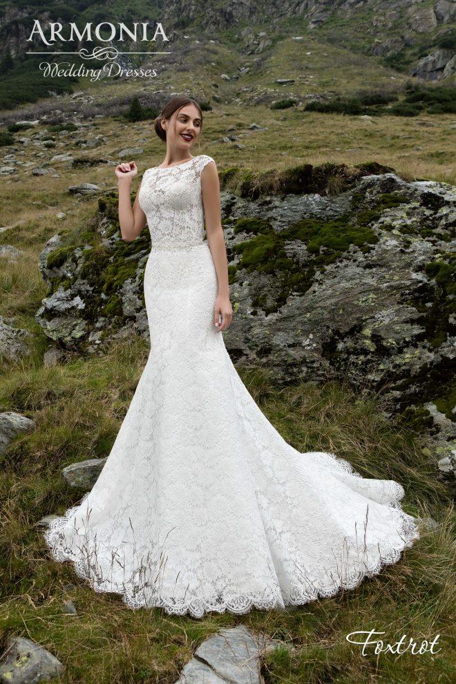 Свадебное платье Foxtrot Armonia