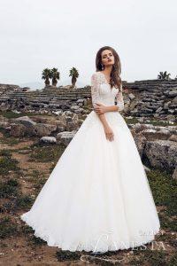 Свадебное платье Garnet Lanesta