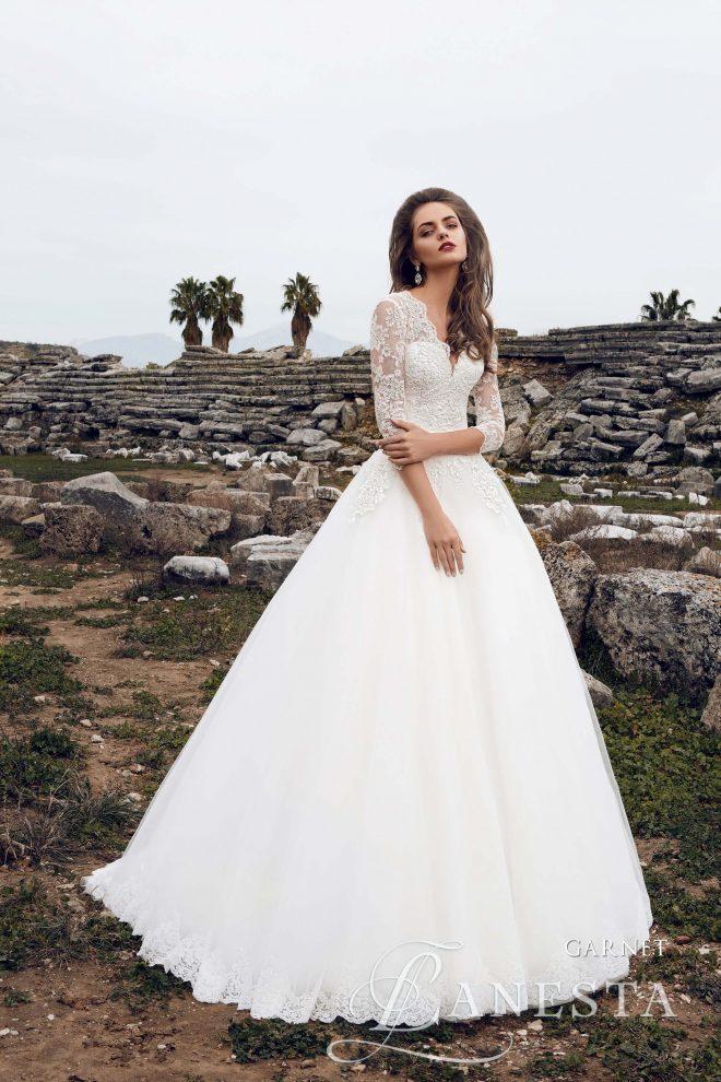 Весільна сукня Garnet Lanesta