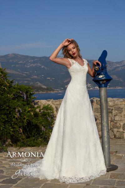 Весільна сукня А-силуету Garuda