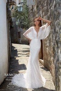 Свадебное платье Giada силуэта Годе