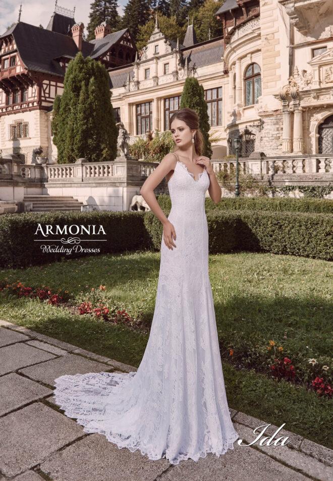 Свадебное платье Ida Armonia