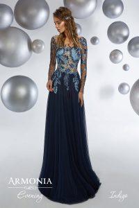 Вечірня сукня Indigo Armonia