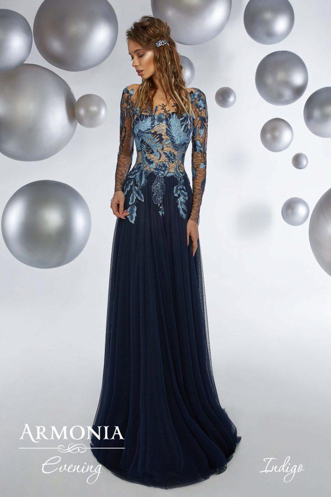 Вечернее платье Indigo Armonia