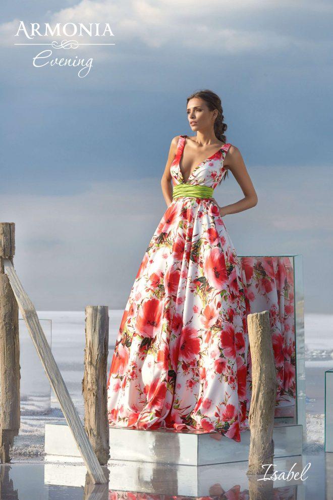 Вечернее платье Isabel Armonia