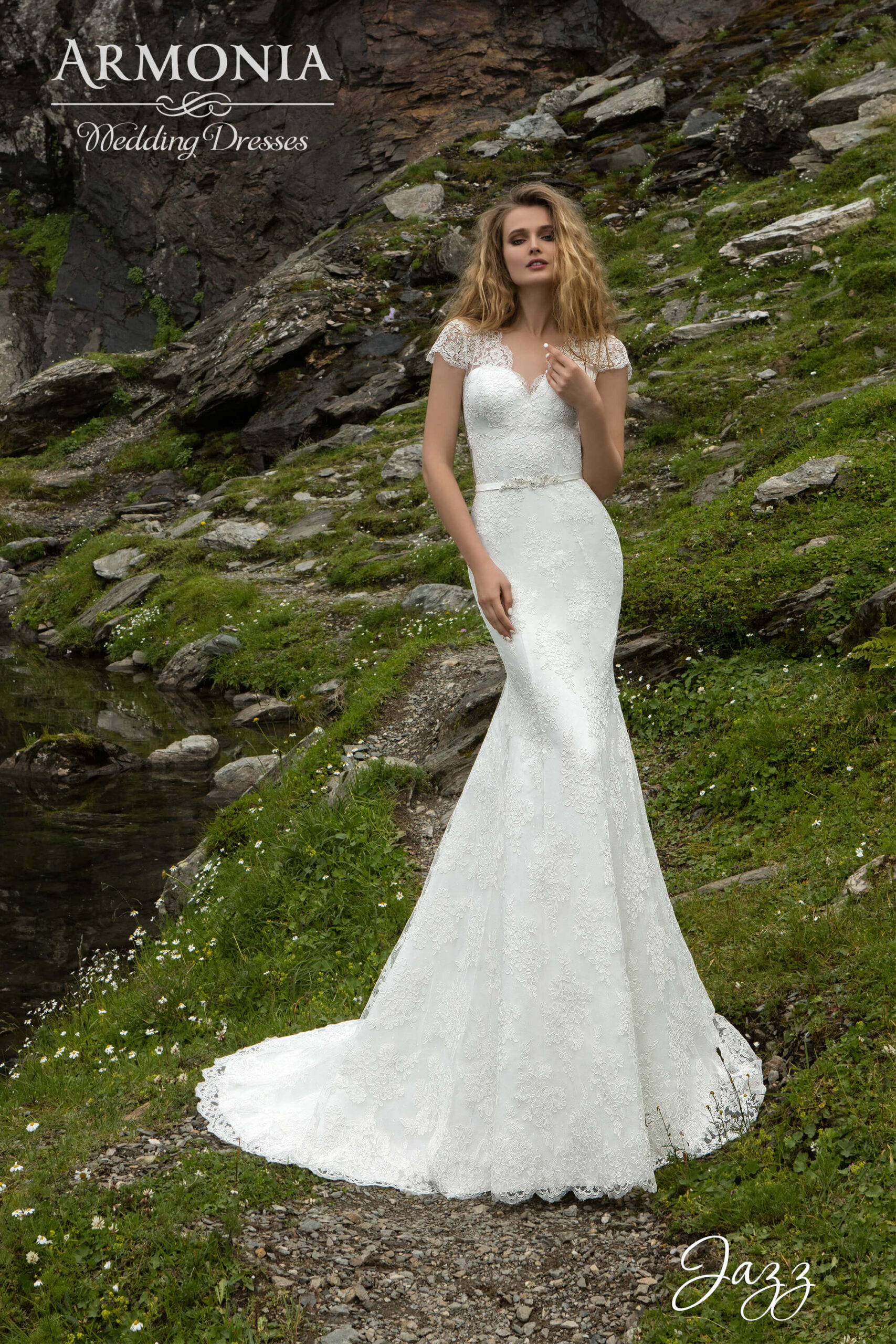Весільна сукня Jazz Armonia