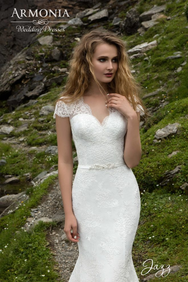 Свадебное платье Jazz Armonia