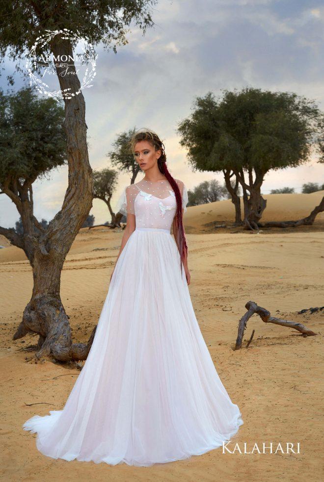 Свадебное платье Kalahari Armonia