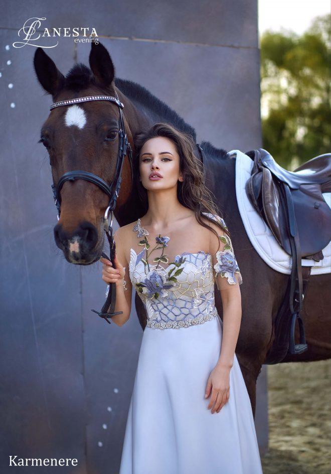 Вечірня сукня Karmenere Lanesta
