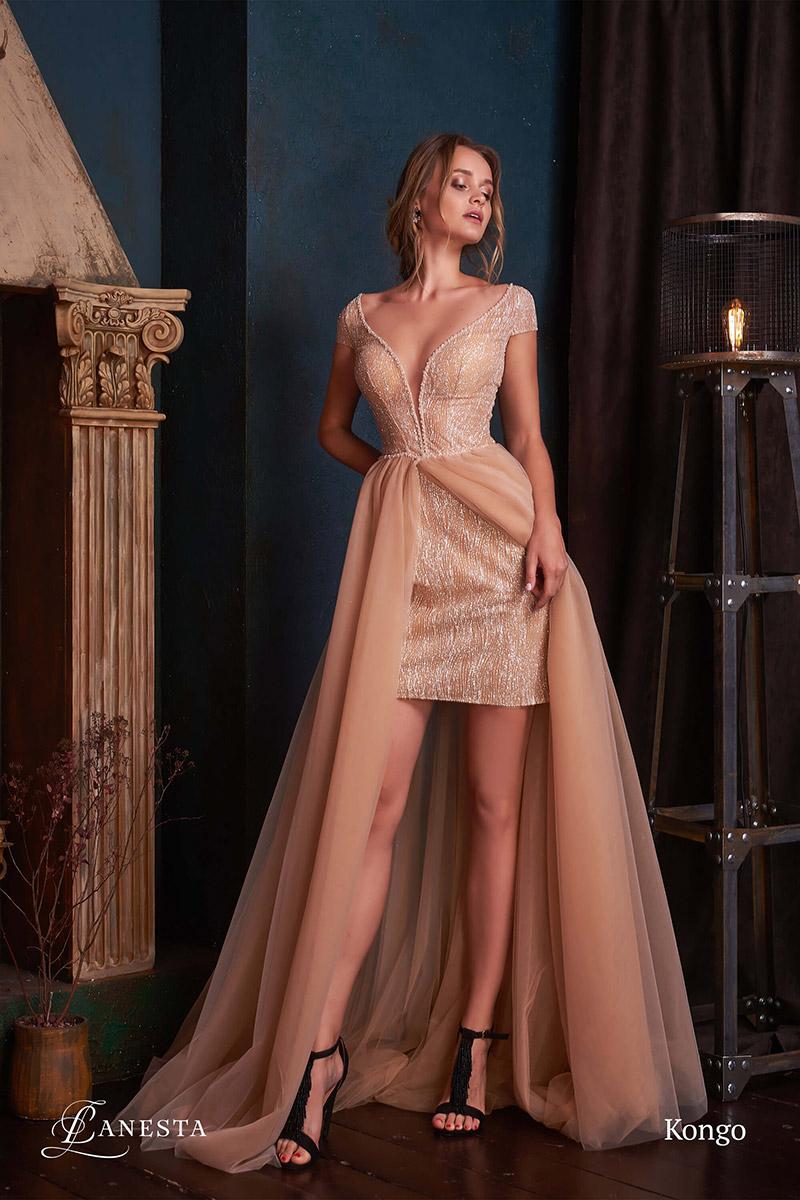 вечернее платье Kongo