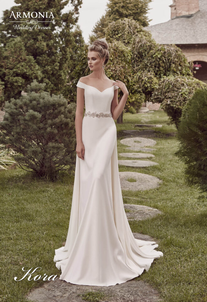 Свадебное платье Kora Armonia