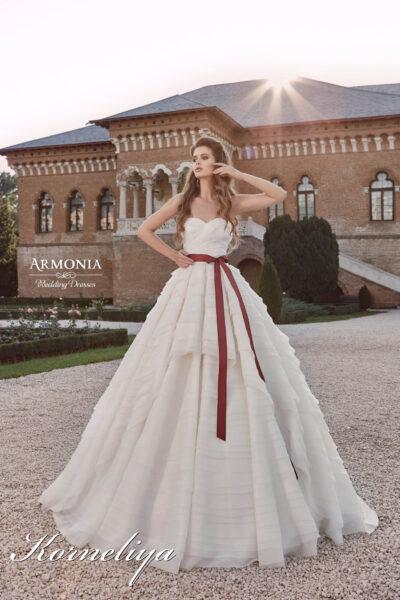 Cвадебное платье Korneliya Armonia