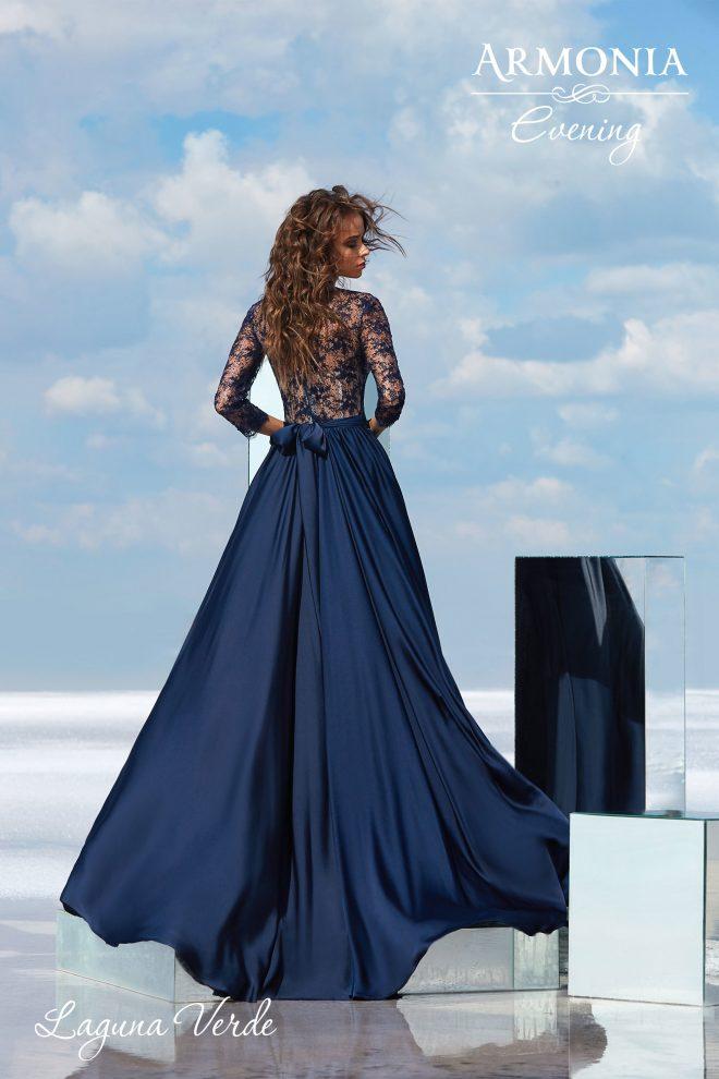 Вечірня сукня Laguna verde Armonia