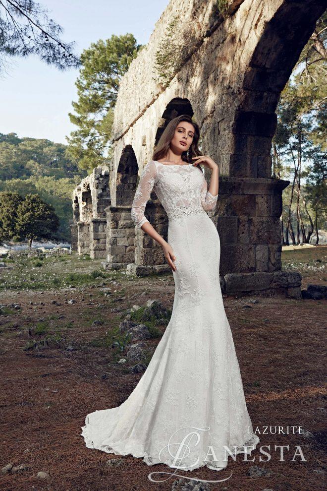 Весільна сукня Lazurite Lanesta