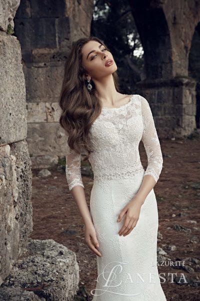 Свадебное платье Lazurite Lanesta